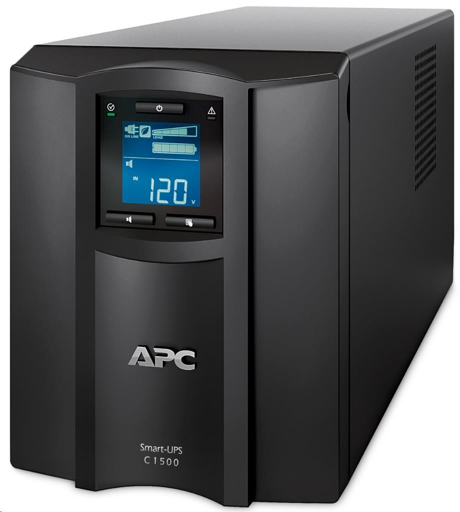 APC Smart-UPS C 1500VA LCD 230V with SmartConnect (900W)