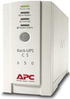 APC Back-UPS CS 650 USB/Serial 230V (400W)