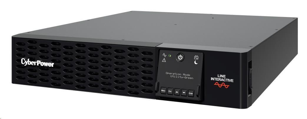 CyberPower Professional Series III RackMount XL 1500VA/1500W, 2U
