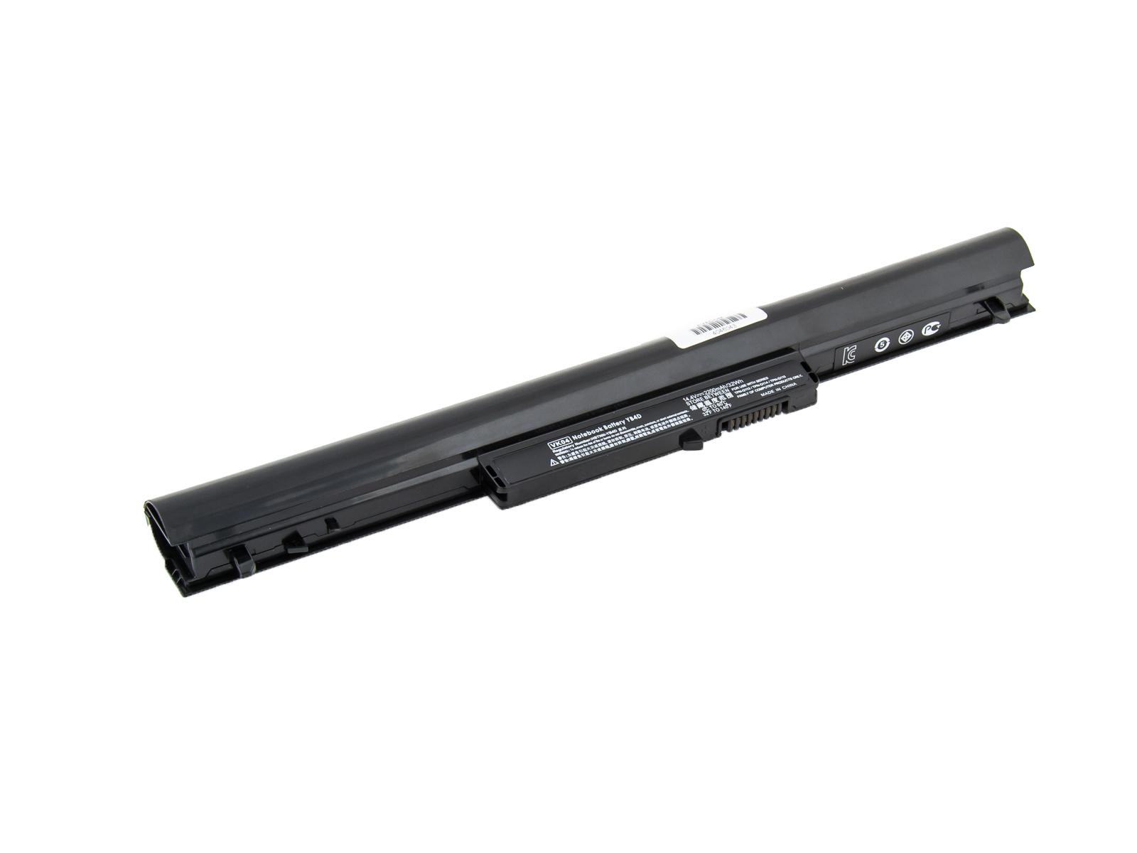 AVACOM baterie pro HP Pavilion Sleekbook 14-b0xx, Sleekbook 15-b0xx, Li-Ion 14,4V 2200mAh