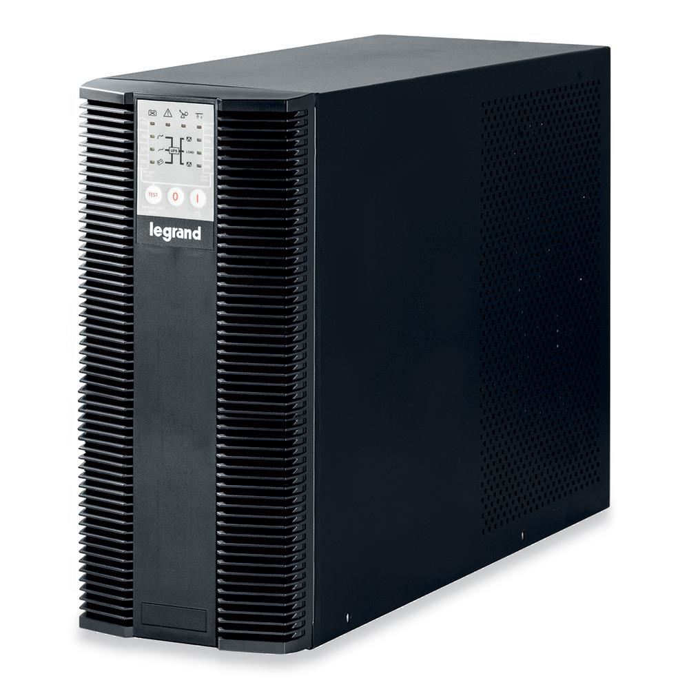 Legrand UPS KEOR LP 2000VA, on-line, 2000VA / 1800W, RS232 komunikacia, Tower, 3 IEC + 2 FR