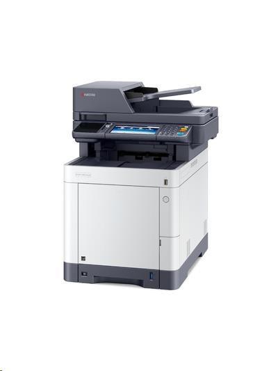 """KYOCERA ECOSYS M6235cidn - 35 A4/min. čb/far. A4 kopírka, skener, duplex, HyPAS, 7"""" touch"""