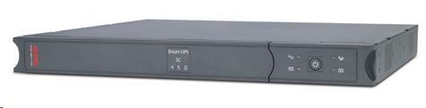 APC Smart-UPS SC 450VA 230V - 1U Rackmount/Tower (280W)