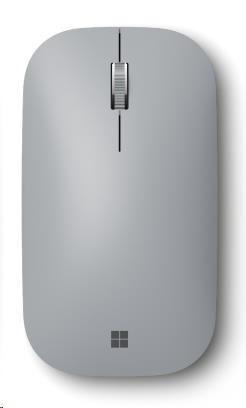 Microsoft Surface Go Myš platinově šedá