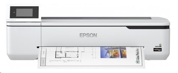 EPSON tiskárna ink SureColor SC-T3100N , 4ink, 2400x1200 dpi, A3+ , USB 3.0 ,LAN ,WIF,IPoukázky OMV 2500 Kč zdarma