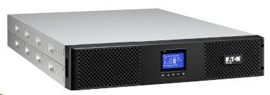 Eaton 9SX3000IR, UPS 3000VA / 2700W, LCD, rack 2U