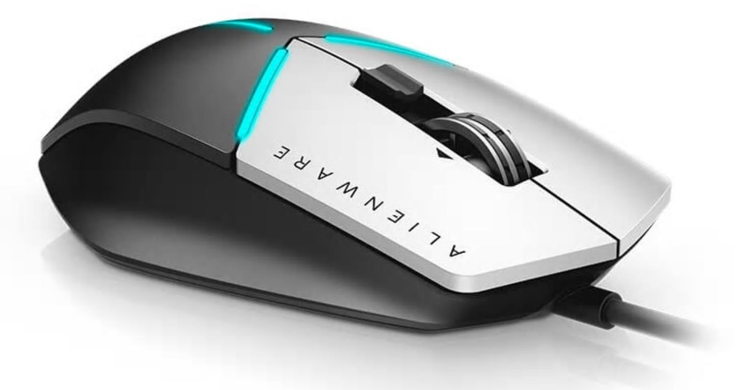 DELL Alienware Advanced Gaming Mouse: AW558