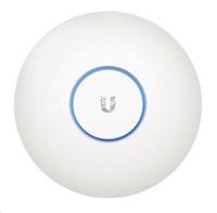 UBNT UniFi AP AC PRO, včetně PoE adaptéru [vnitřní/venkovní AP, dual-b 2.4+5GHz (450+1300Mbps), MIMO, 802.11a/b/g/n/ac]