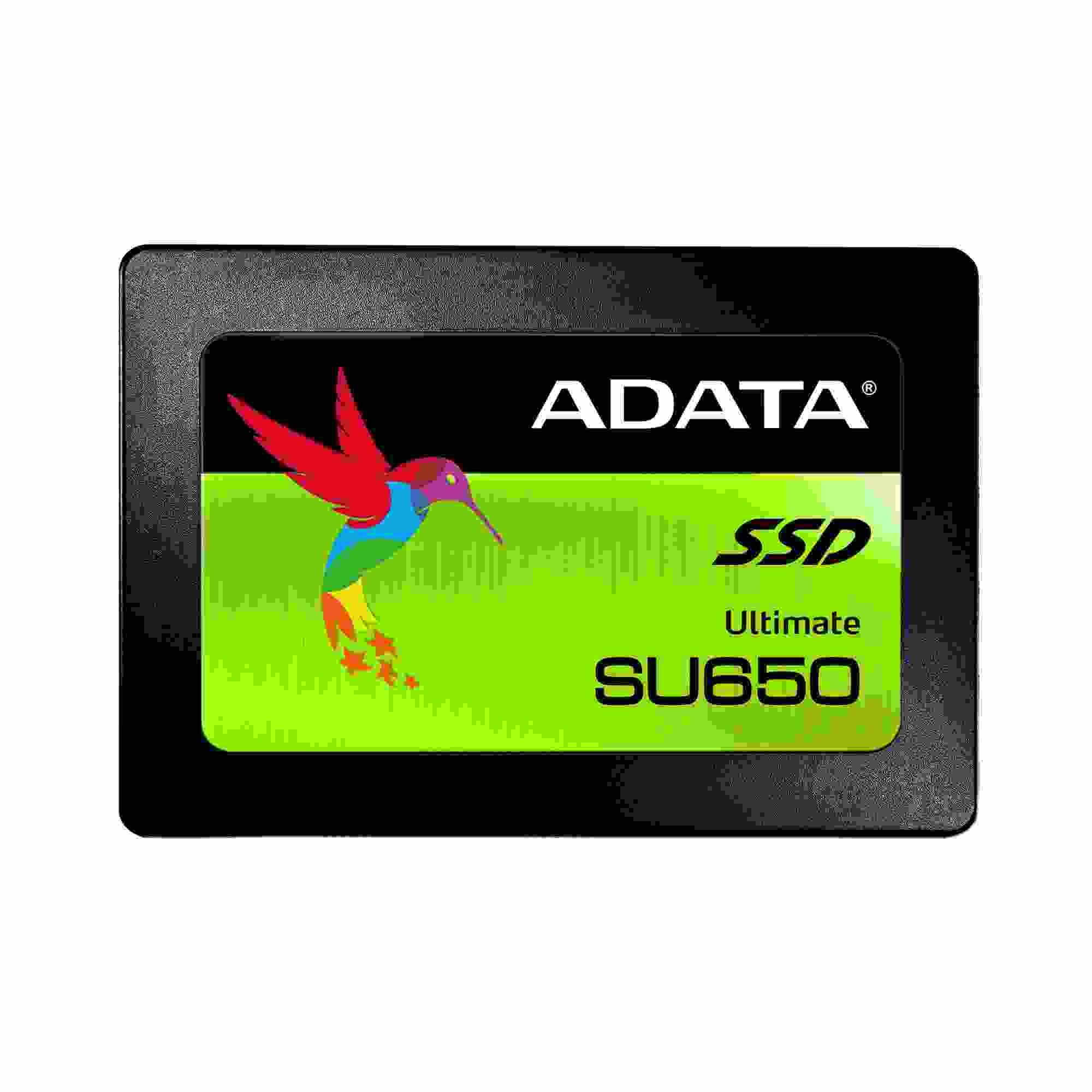 """ADATA SSD 240GB Ultimate SU650SS 2,5"""" SATA III 6Gb/s (R:520/ W:450MB/s)"""