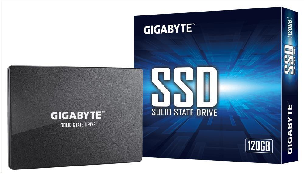 GIGABYTE SSD 120GB SATA