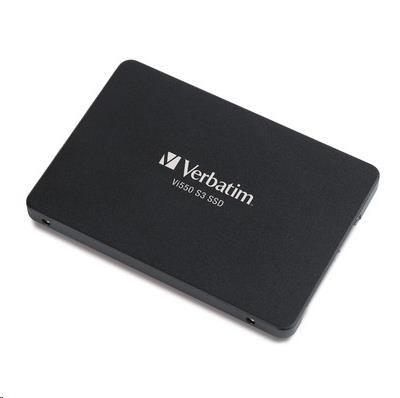 """VERBATIM SSD Vi550 S3 256GB SATA III, 2.5"""" W 460/ R 560 MB/s"""