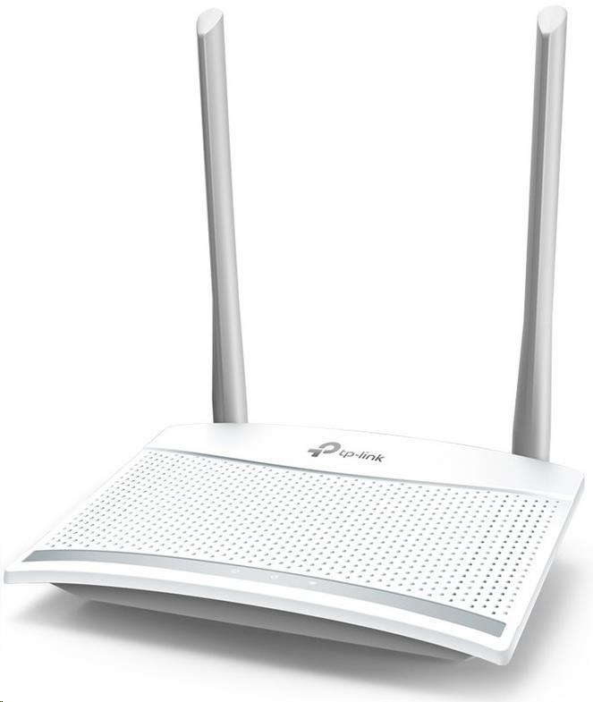 TP-Link TL-WR820N WiFi Router, 300Mbps, 5dBi antény