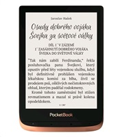 POCKETBOOK 632 Touch HD 3, Spicy Copper, 16GB
