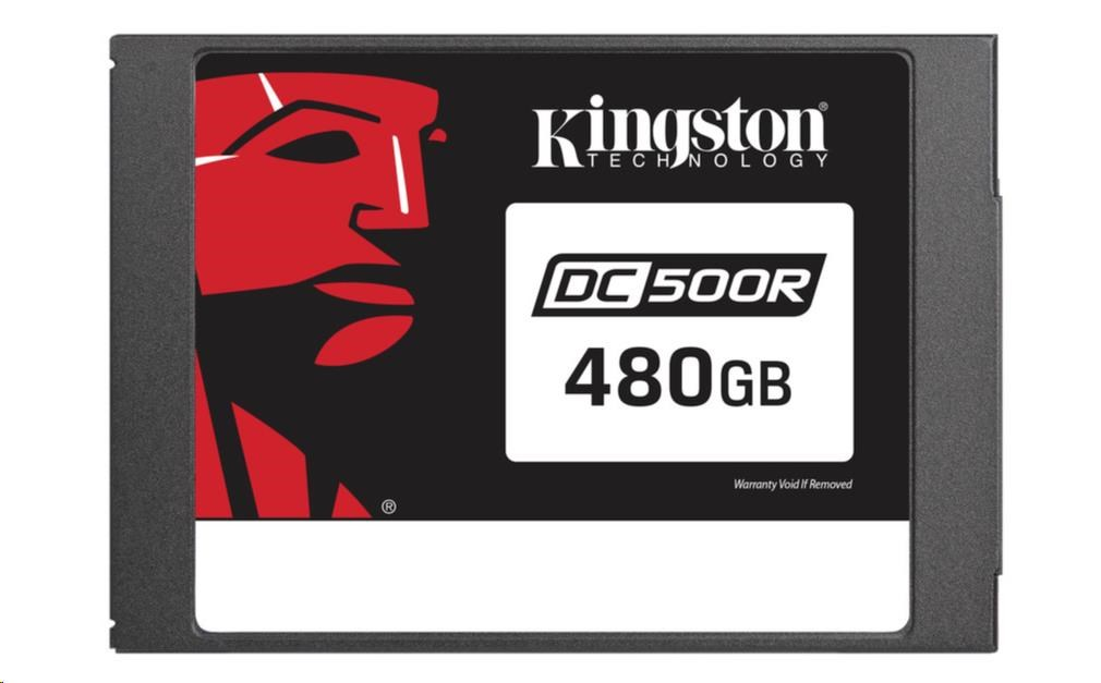 Kingston 480GB SSD Data Centre DC500R (Read-Centric) Enterprise