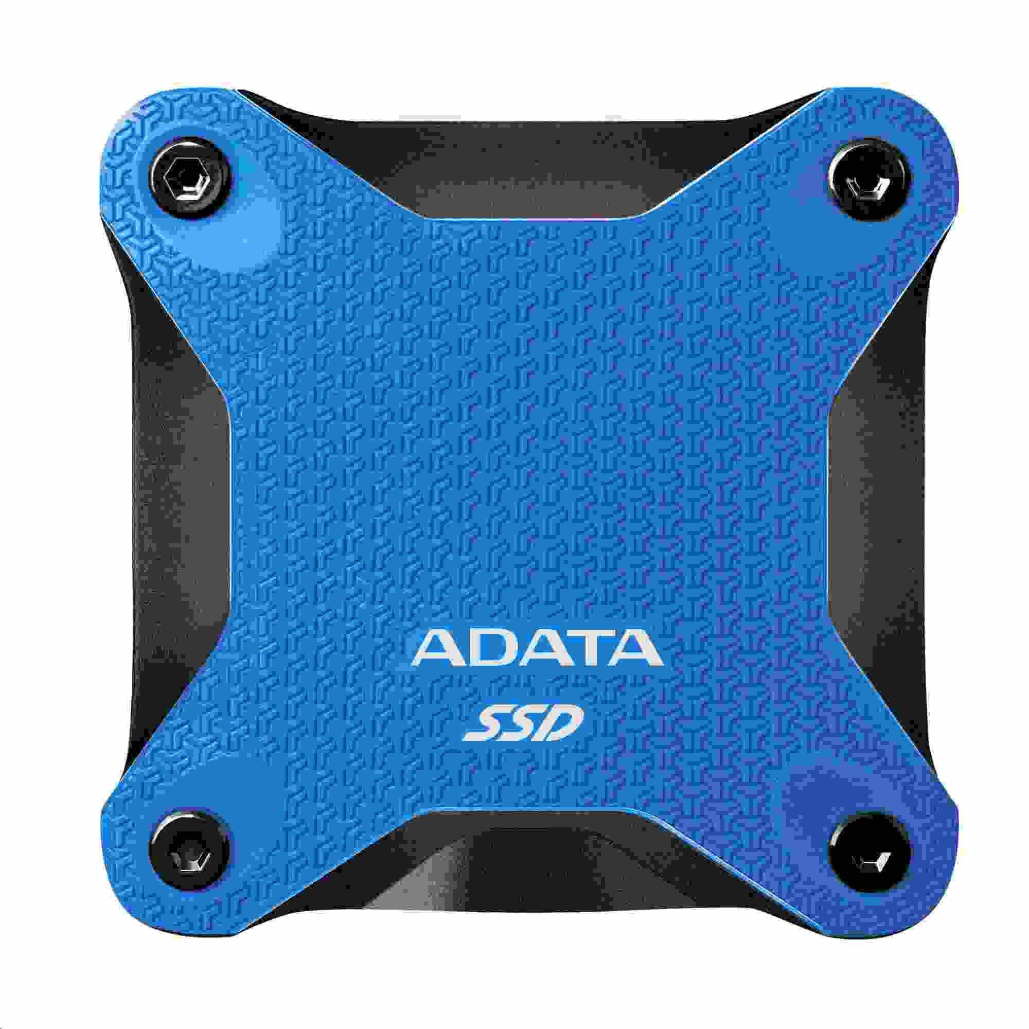 ADATA External SSD 240GB ASD600Q USB 3.1 modrá