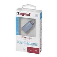 Legrand USB A / USB C adaptér