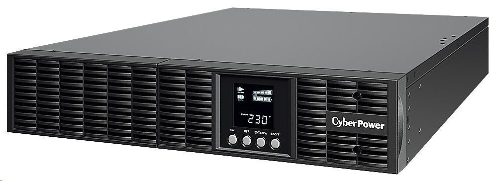 CyberPower OnLine S UPS 1000VA/900W, 2U, XL, Rack/Tower