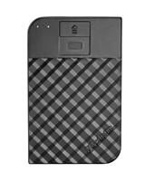 VERBATIM HDD 2TB Fingerprint Secure Portable Hard Drive, Black GDPR