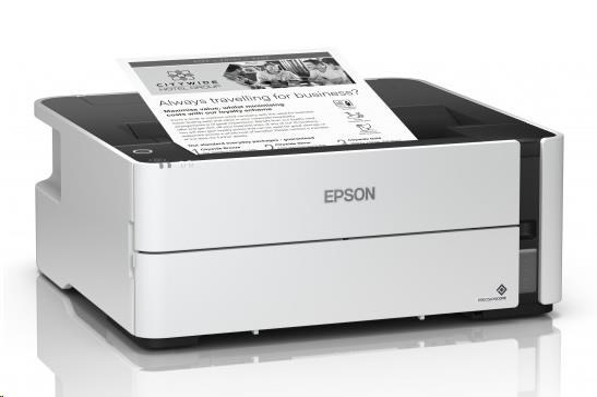 EPSON tiskárna ink EcoTank M1170, 1200x2400 dpi, A4, 39ppm, USB 2.0, Duplex