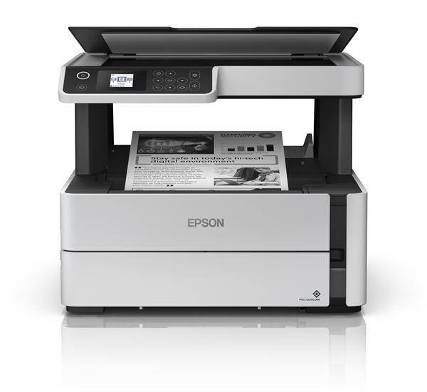 EPSON tiskárna ink EcoTank M2170, 1200x2400 dpi, A4, 39ppm, USB 2.0, Duplex