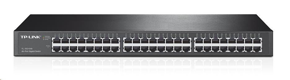 TP-Link TL-SG1048 48x 10/100/1000 Mbps rackmount Switch