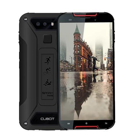 Cubot Quest Lite, 3GB/32GB, Red