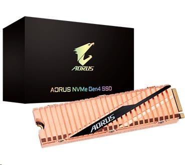 GIGABYTE SSD 500GB AORUS NVMe Gen 4