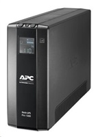 APC Back UPS Pro BR 1300VA, 8 Outlets, AVR, LCD Interface (780W)