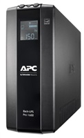 APC Back UPS Pro BR 1600VA, 8 Outlets, AVR, LCD Interface (960W)