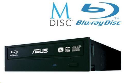 ASUS BLU-RAY Writer BW-16D1HT, black, SATA, retail (software)
