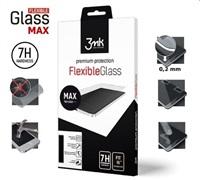 3mk hybridní sklo FlexibleGlass Max pro Apple iPhone 6, 6s, bílá