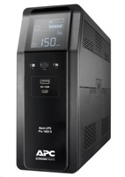 APC Back UPS Pro BR 1600VA, Sinewave, 8 Outlets, AVR, LCD interface (960W)
