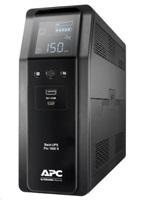 APC Back UPS Pro BR 1600VA, Sinewave, 8 Outlets, AVR, LCD interface (960W)