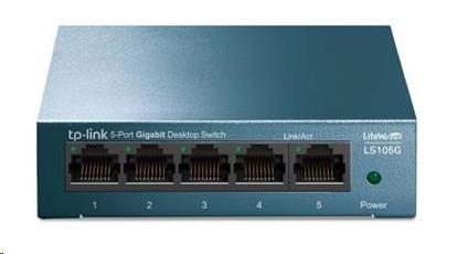 TP-Link LS105G gigabitový switch