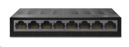 TP-Link LS1008G Gigabitový switch 8x10/100/1000Mbps
