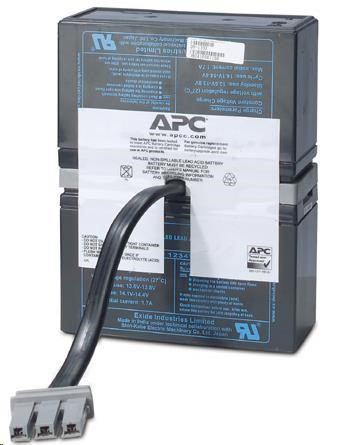 APC Replacement Battery Cartridge #33, SC1000I,BR1500I, BR1500-FR