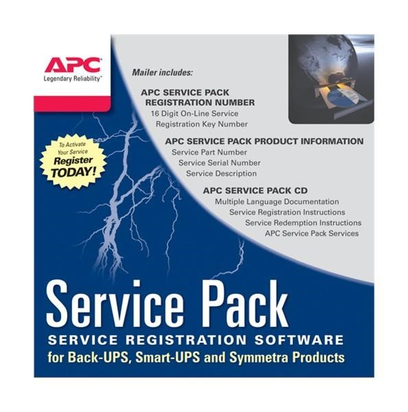 APC 3 Year Service Pack Extended Warranty (for New product purchases), SP-03