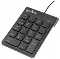 MANHATTAN Numerická klávesnice USB