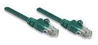 INTELLINET Patch kábel Cat5E, SFTP - 10m , modrý