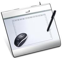 "GENIUS tablet MousePen i608X, 6""x8"""