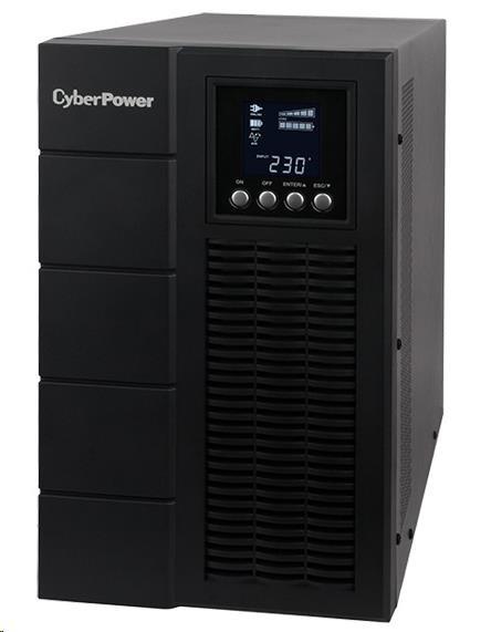 CyberPower Main Stream OnLine UPS 2000VA/1800W, XL, Tower