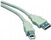 PREMIUMCORD Kabel USB 2.0 A-B propojovací 0,5m (M/M)