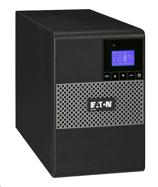 Eaton 5P 1150i, UPS 1150VA, 8 zásuvek IEC, LCD