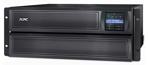 APC Smart-UPS X 3000VA Rack/Tower LCD 200-240V, 4U (2700W)