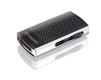 TRANSCEND Flash Disk 8GB JetFlash®560, USB 2.0 (R:18/W:4 MB/s) černá/stříbná