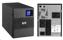 Eaton 5SC 1000i, UPS 1000VA, 8 zásuvek IEC, LCD