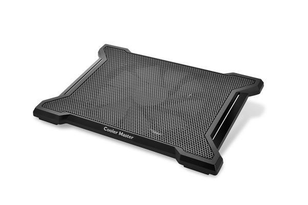 "COOLER MASTER X-Slim II - chladicí podstavec  pro NTB do 15,6"" black, 20cm fan"