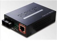 Planet konvertor FTP-802, 10/100BaseFX (SC), PoE injektor 802.3af