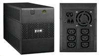 Eaton 5E 1100i USB, UPS 1100VA / 660 W, 6 zásuvek IEC