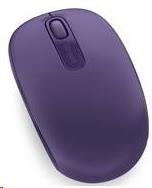 Microsoft myš Wireless Mobile Mouse 1850 Win 7/8 PURPLE